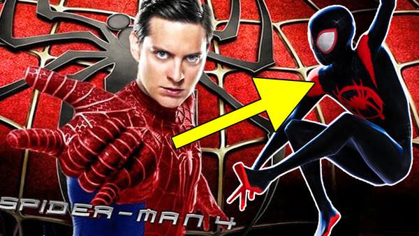 Spider Man 4 Into The Spider Verse