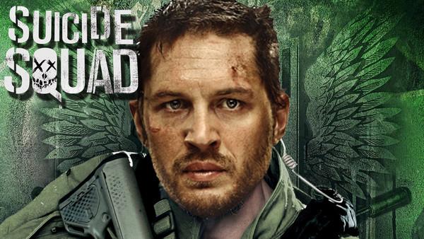 Tom Hardy Suicide Squad