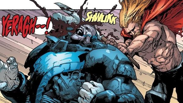 Thor Galactus