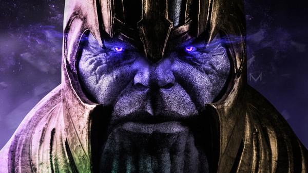 Thanos Purple
