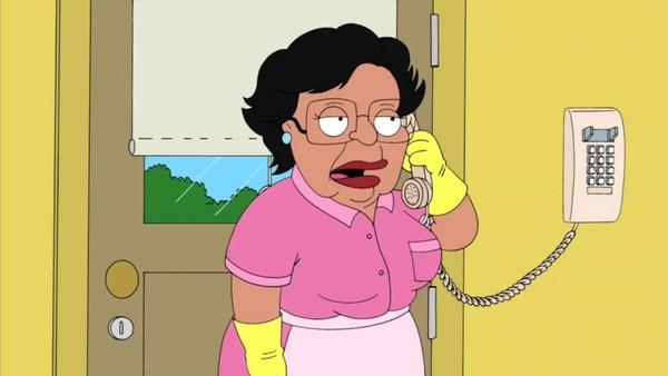 Consuela Family Guy