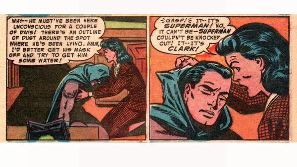 Superman Batman besties