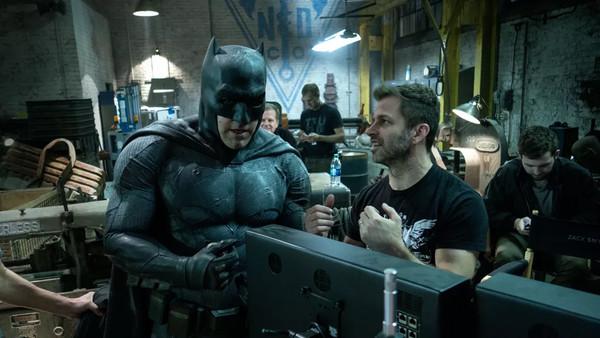 Batman V Superman Zack Snyder Ben Affleck