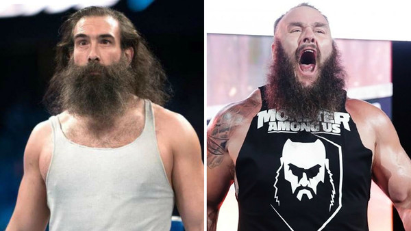 does luke harper have backstage wwe heat with braun strowman
