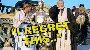 STAR WARS REGRET