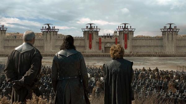 Game of Thrones King's Landing