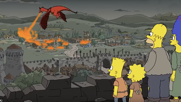 SIMPSONS Thrones