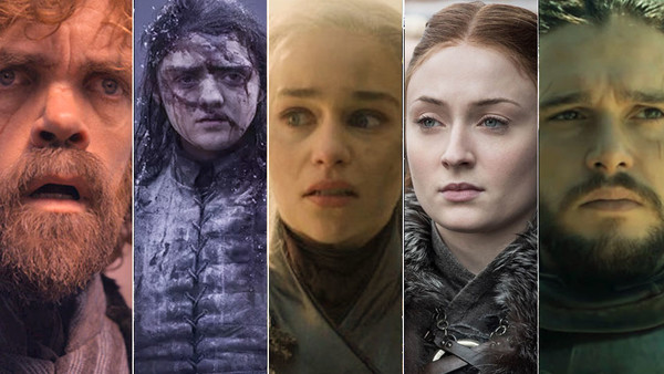 Game Of Thrones Characters