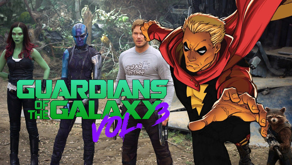Adam Warlock Guardians 3