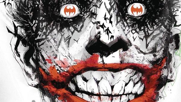 Batman Black Mirror Joker