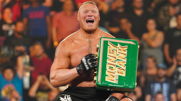 Lesnar Money in the Bank