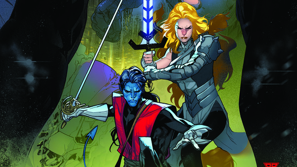 Powers of X Nightcrawler Magik