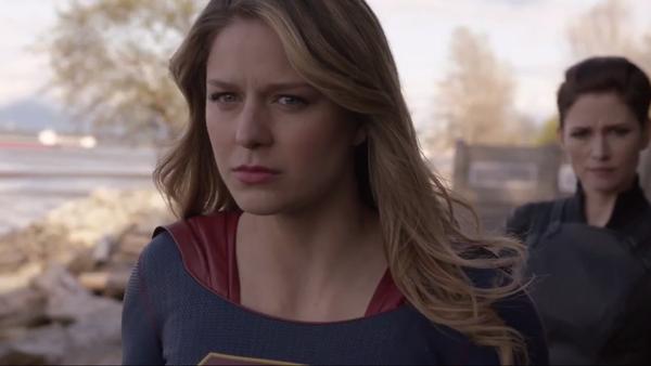 Supergirl Season 4 Finale Kara Alex Danvers