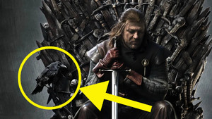 Did The First Ever Game Of Thrones Poster Give The End Away?