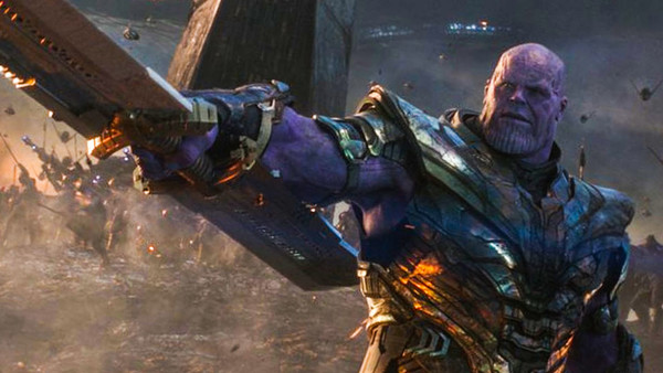 Thanos Forward