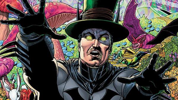 Batman Mad Hatter