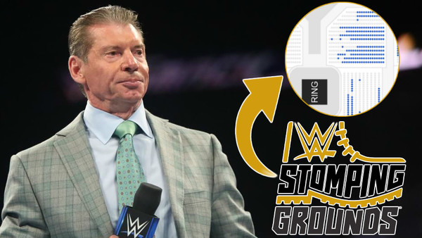 Wwe S Shocking Stomping Grounds Ticket Sales Exposed
