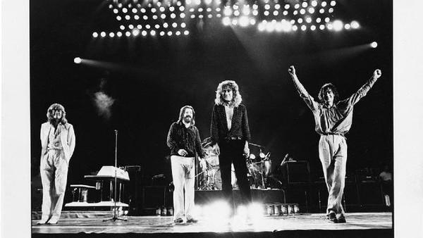 Led Zeppelin 1979 Promo Photo