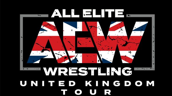 AEW UK Tour Logo