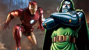 Avengers Iron Man Doctor Doom