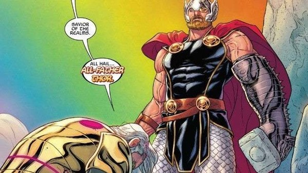 War of the Realms Ending