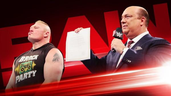 Brock Lesnar Paul Heyman