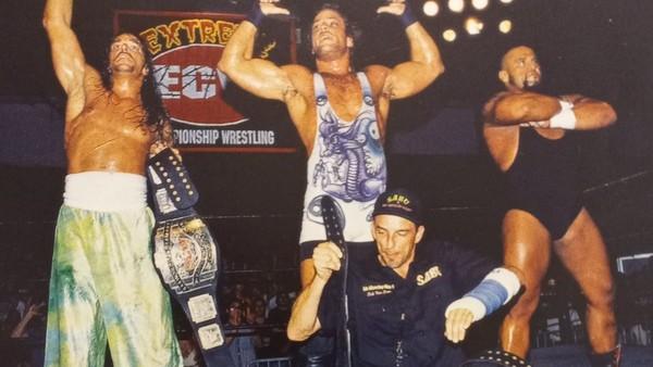 Fights Huge Happened 10 After Wrestling That Backstage 54jLR3A
