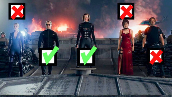 Resident Evil Sequel