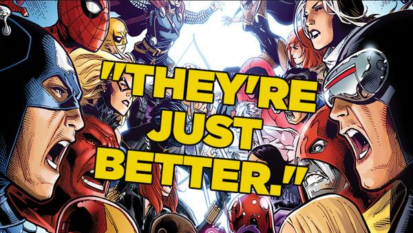 Avengers X Men