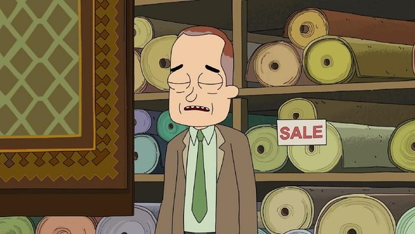 Rick Morty Roy
