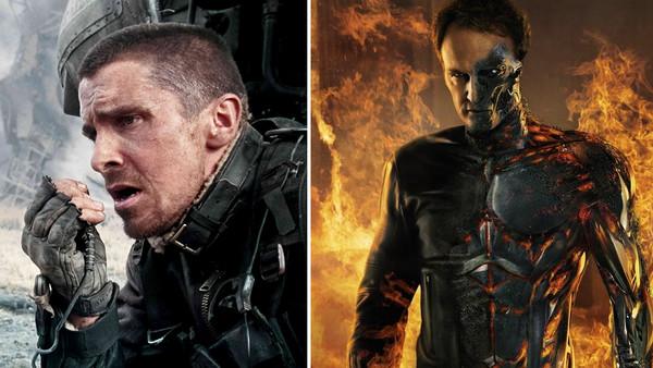 John Connor Christian Bale Jason Clarke