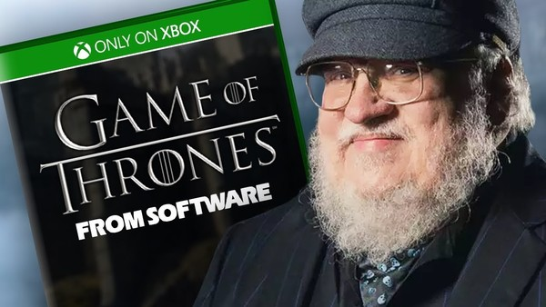 george r r martin fromsoftware