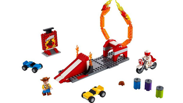 Duke Caboom LEGO