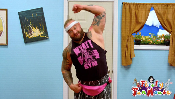 Bray Wyatt Workout