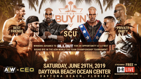 9 movie 2019 rating 9 Match Star Ratings For AEW Fyter Fest Page 2