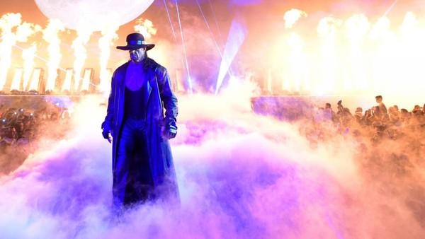 Undertaker Super Showdown Entrance