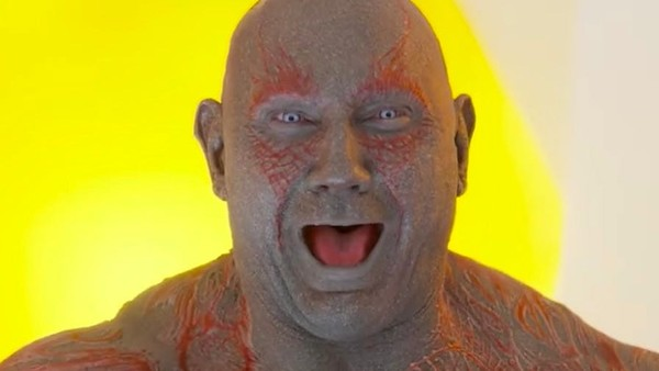 Guardians Of The Galaxy 8 Drax