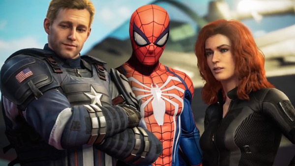 Avengers Spider Man