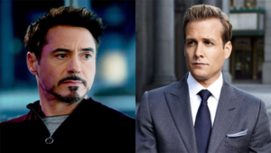 Tony Stark Ironman Harvey Specter Suits
