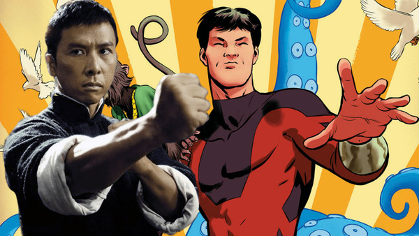 Donnie Yen Shang Chi