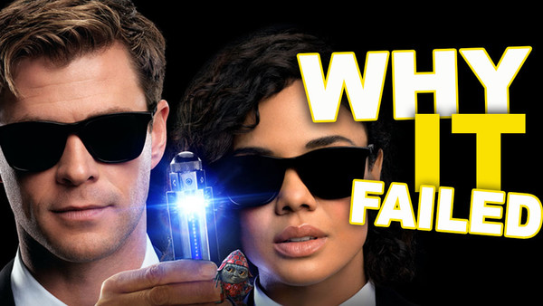 Why Men In Black International Failed
