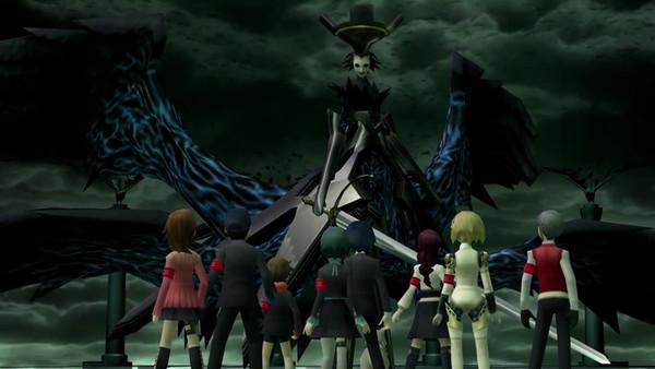 Persona 3 Nyx Avatar