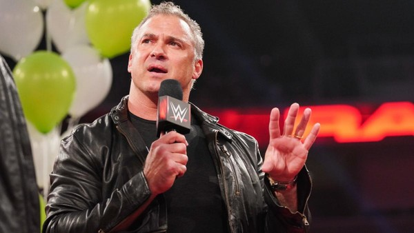 Shane McMahon Raw