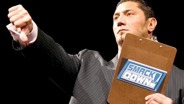 Batista Thumbs Down