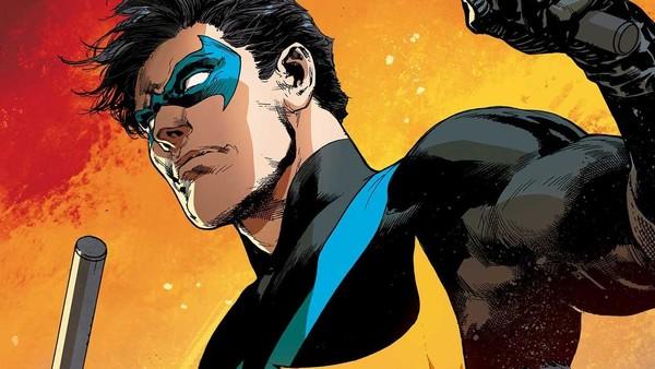 Nightwing Comic