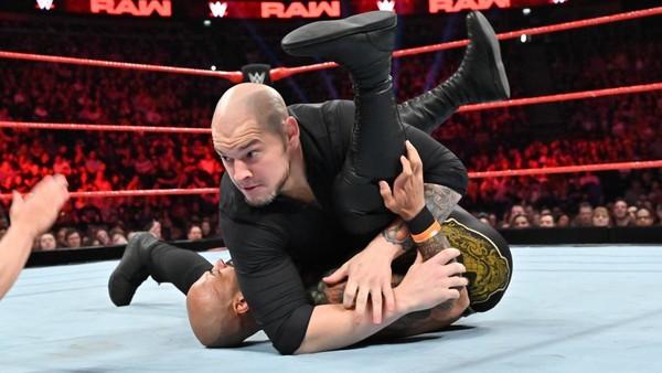 Baron Corbin Ricochet Raw