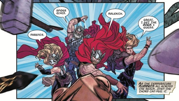 Thor War of the Realms 6