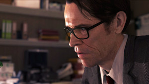Willem Dafoe Beyond: Two Souls