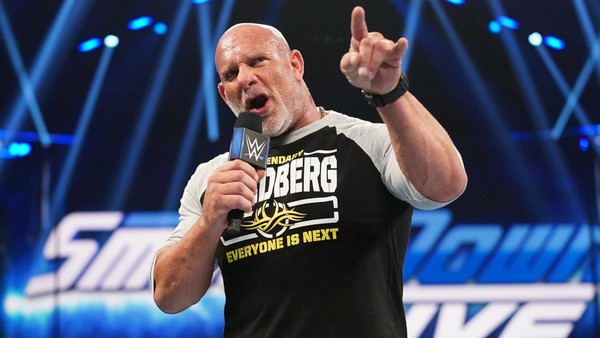 Goldberg SmackDown