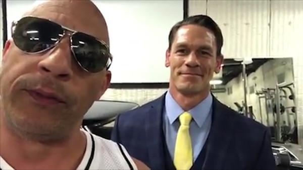 Vin Diesel John Cena